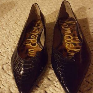 Sam Edelman Black Shoes.